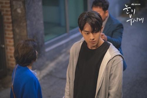 资料图片:演员南柱赫(JTBC供图)