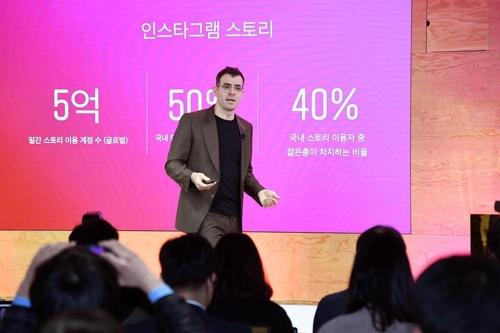 Instagram掌门:我们是韩国文化宣传平台