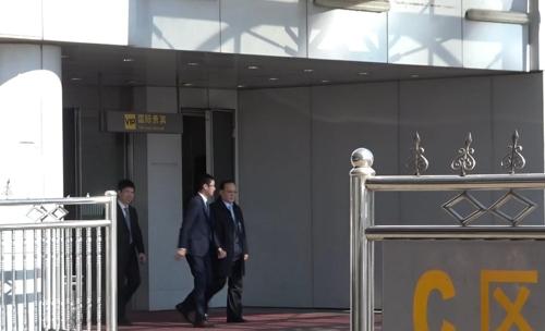 消息:疑似朝鲜高层代表团访华