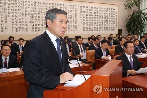 详讯:韩中防长会谈将于5月在华举行