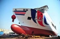 群山至石岛韩中航线新客滚船6月投入运营