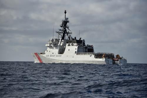 美国巡逻舰下周访韩与韩海警实施盘查联演