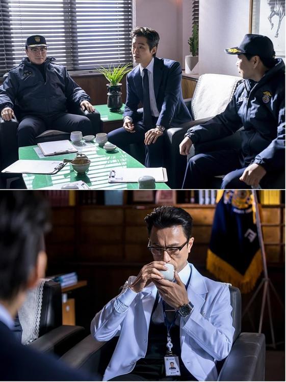 《Dr.Prisoner》剧照(官网)