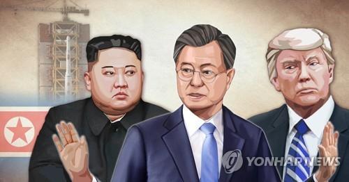 朝媒敦促韩方改善韩朝关系推动朝美对话