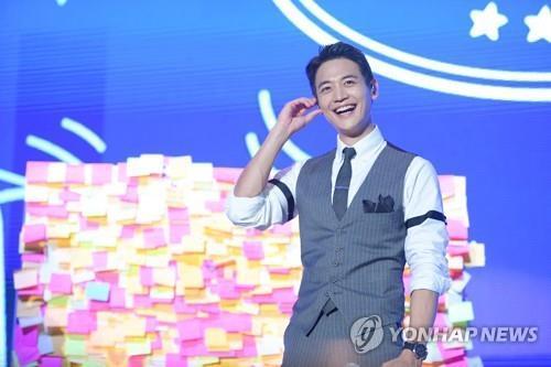 资料图片:SHINee成员珉豪(SM娱乐)