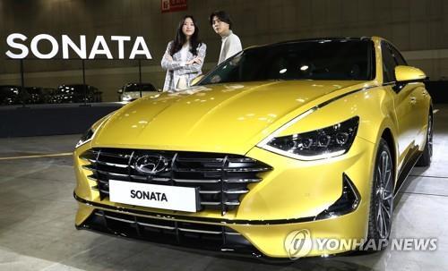 统计:韩国进口车比重破10% 中年男性车主最多