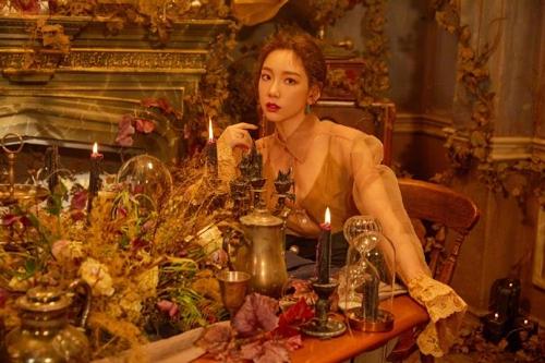 泰妍新歌《四季》横扫韩国8大音源榜