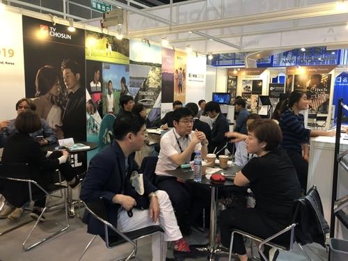 韩剧畅销香港国际影视展