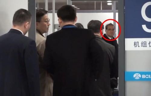 朝鲜劳动党副委员长李洙庸离京前往老挝