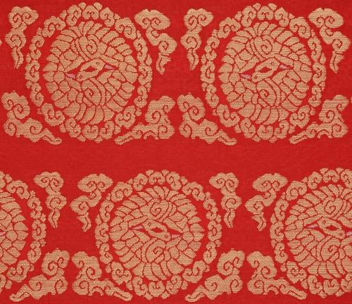 韩国传统纺织品(韩国传统文化大学供图)