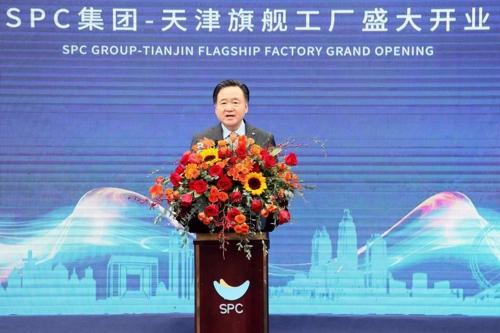 韩烘焙品牌巴黎贝甜在天津建成海外最大厂