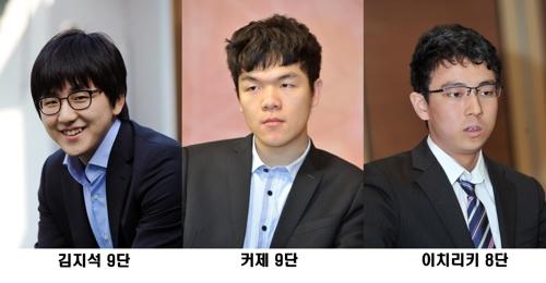 韩国棋手金志锡下周出战韩中日围棋龙星战