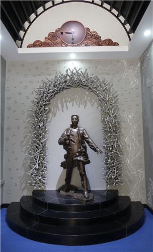 哈尔滨安重根义士纪念馆重新开放