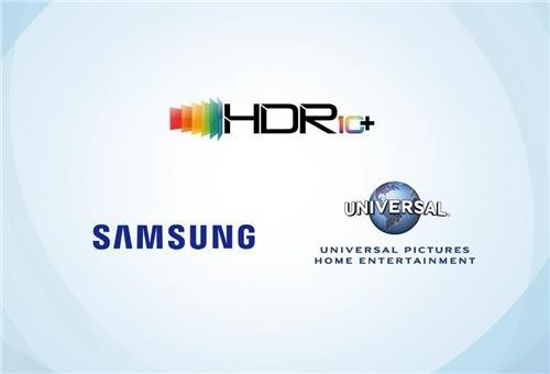 环球影业加入三星HDR10+阵营