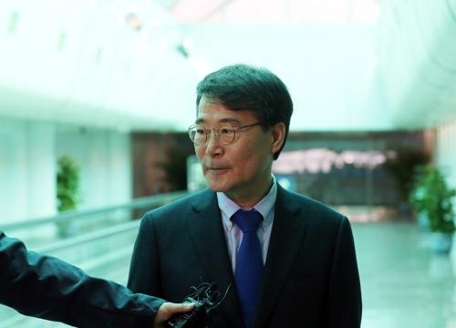 新任驻华大使张夏成(驻华特派记者团供图)