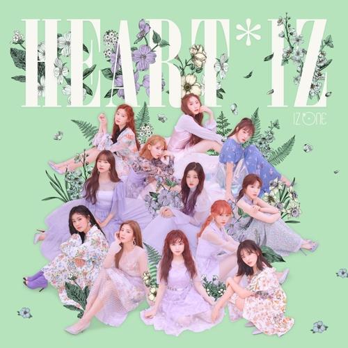 IZ*ONE新辑首周销量超13万破韩女团纪录