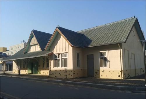 釜山旧东莱站(文化财厅供图)