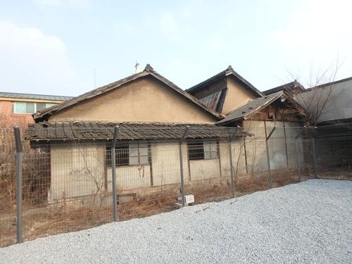 世宗旧山一制纱厂(文化财厅供图)