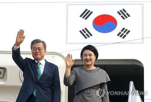 文在寅将对中亚三国进行国事访问