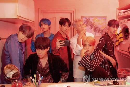 BTS公布新专辑收录曲目
