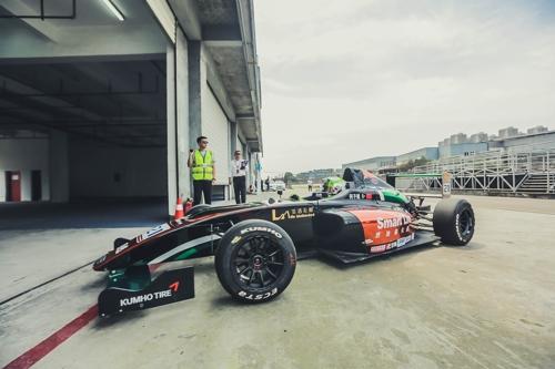 锦湖轮胎再成中国F4锦标赛赞助商