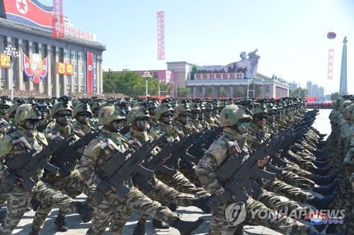 韩军:朝鲜尚无准备阅兵迹象