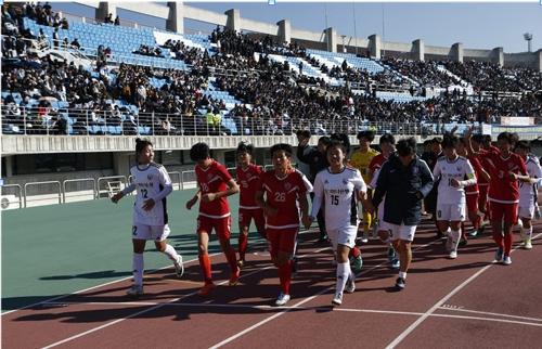 韩朝中日U18女足友谊赛7月在韩举行