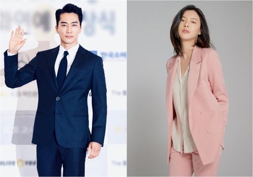 宋承宪李先彬担纲tvN新剧《伟大的Show》