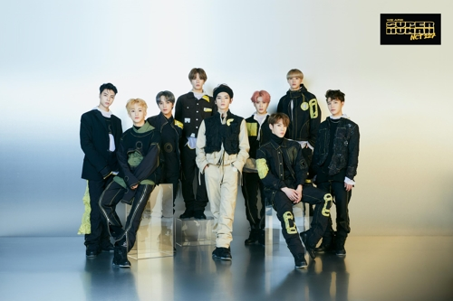 韩团NCT 127下月推新专辑