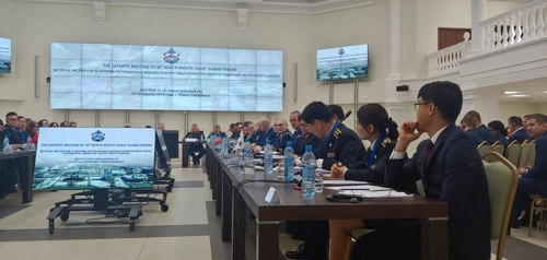 韩中美等6国海警商定加强海洋合作