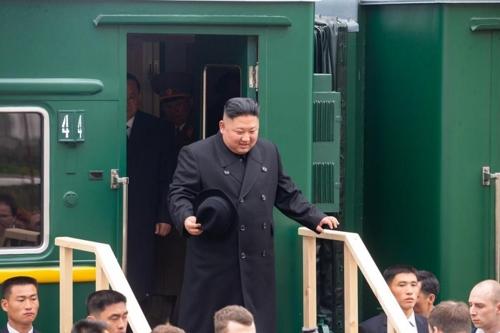 金正恩抵哈桑:为发展朝俄关系迈出首步