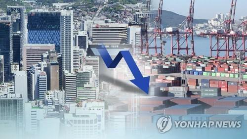 详讯:韩2019年第一季GDP负增长 环比降0.3%