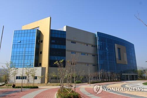 资料图片:韩朝联络办公室(韩联社/统一部供图)