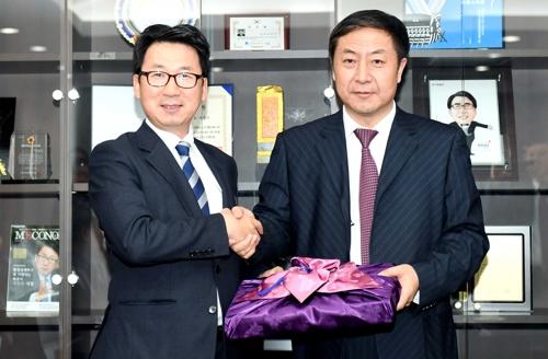 韩坡州市代表团将访问北京和锦州