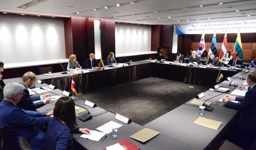 韩与波罗的海三国设经济联委会深化合作