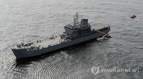 韩中日美等12国将参加东盟海上联演