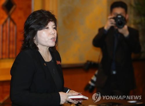朝鲜谴责美外长兼表弃核决心
