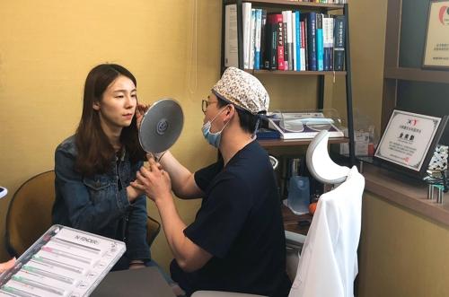 威海医疗游考察团访问韩国天安