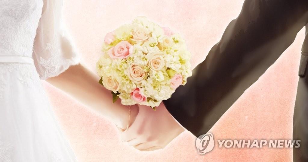 调查:八成韩国女性有意贴钱买婚房