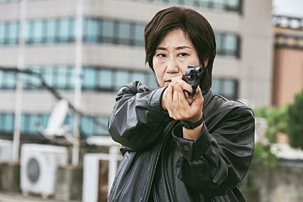 《女警》剧照(CJ娱乐供图)