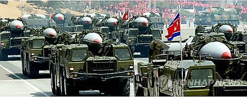 简讯:朝鲜试射短程导弹