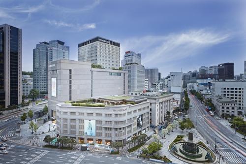 调查:中国游客在韩国百货店女装消费额大增