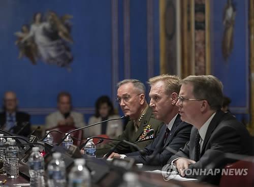 韩国防部:美代防长提朝鲜试射导弹并非定论