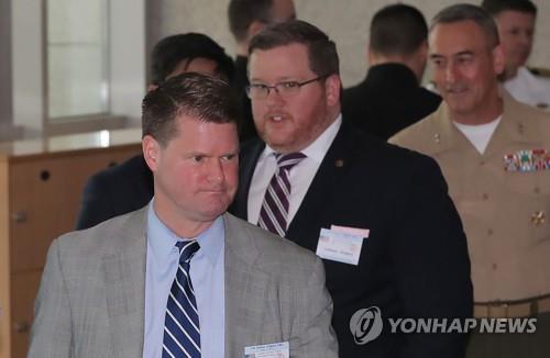 韩美日开安全会议共商朝鲜试射武器
