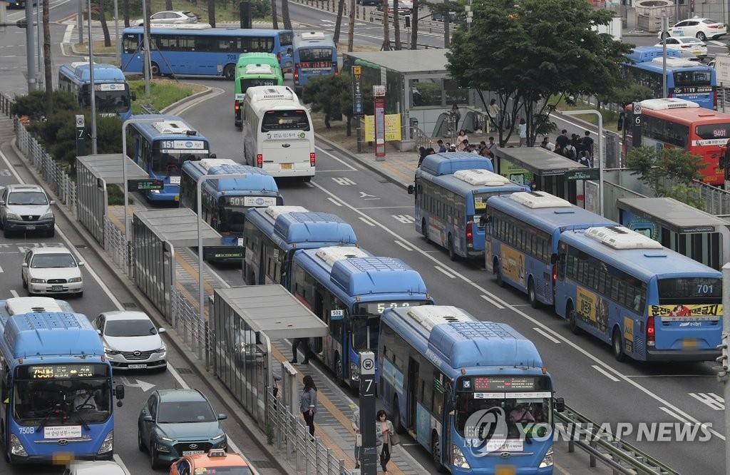 韩国各地公交薪酬谈判全部谈妥避免罢工风波