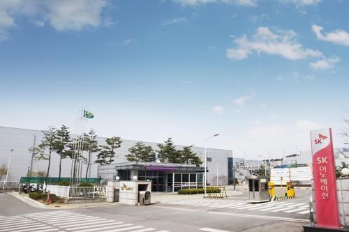 SK创新将在华增建电池厂