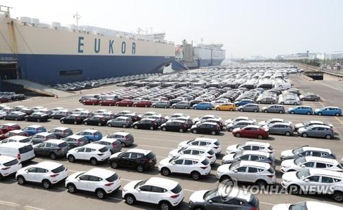 韩政府密切关注美国豁免加征车税情况