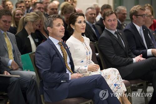 丹麦王储夫妇下周访韩