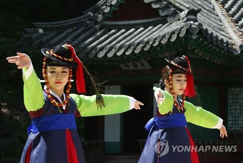 昌德宫将办演出宣传韩国文化