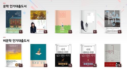 《解忧杂货店》为韩国20多岁青年借阅最多书籍